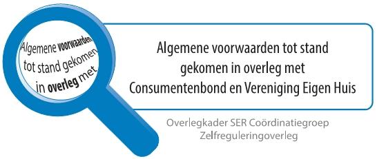 Consumentenbond & Vereniging Eigen huis